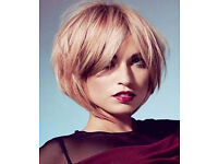 FREE HAIRCUT WITH SENIOR STYLIST AT TOP LONDON SALON - BOB LENGTH HAIR MODELS REQUIRED