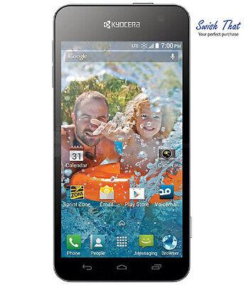 Kyocera Hydro Vibe  Virgin Mobile  8Mp Camera  4 5 Inch Screen  Gps