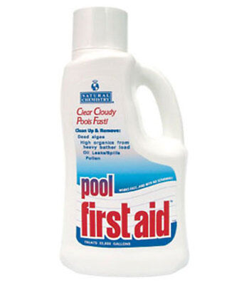 Natural Chemistry First Aid Pool Chemical 2 Liters
