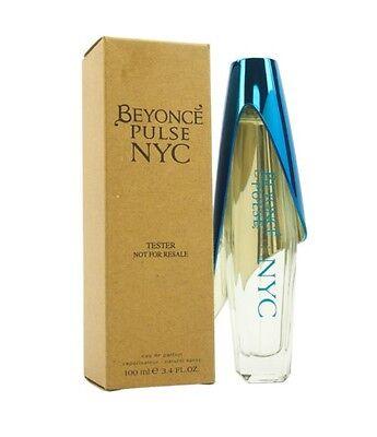 Beyonce Pulse Nyc Women Perfume 3 3 3 4 Oz 100 Ml Eau De Parfum Spray Tst Bottle