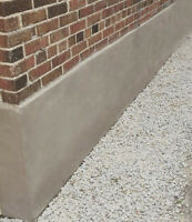 Pro Parging - Foundation Parging/Repair And Brick Pointing.