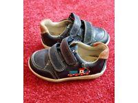 Clark's shoes boy