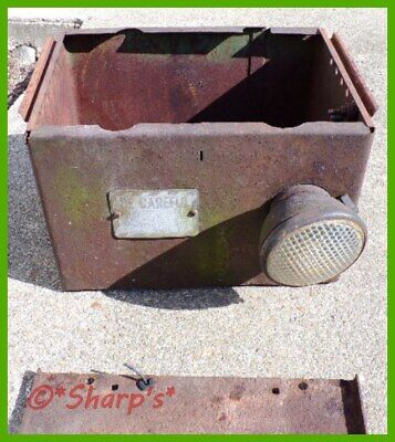 Aa3954r Aa4013r John Deere A G Battery Box Tray Rear Light Original Parts