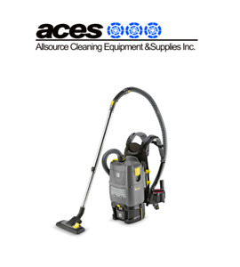 Karcher BV5/1 Battery Powered Backpack Vacuum Cleaner