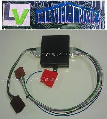 0088 Interfaccia Autoradio Sistemi Hi-Fi Originali Bose System Audi A4 Avant