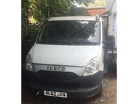 IVECO Flat bed (non runner)