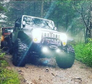 Rubicon with $20,000 in upgrades!