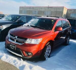 2014 Dodge Journey R/T from *$125 b/w