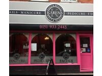 Karen's Nails & Beauty Salon Bootle