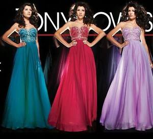 Teal Tony Bowls Prom/Formal Dress Windsor Region Ontario image 1