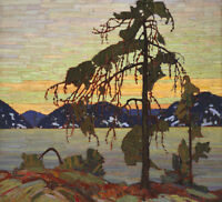 """Limited Edition """"The Jack Pine"""" by Tom Thomson"""