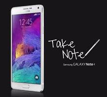 SAMSUNG GALAXY NOTE 4 4G LTE 32 GB (BRAND NEW SEALED)- UNLOC...