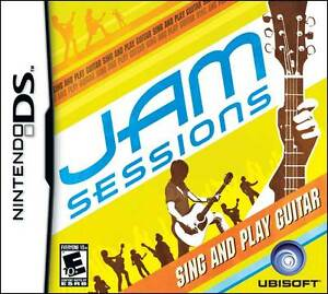 Brand New NiNtendo DS Jam Sessions