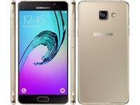 Samsung galaxy A5 2016, unlocked, good condition, gold, £185 fix price