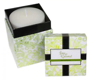 Lime & Coconut Natural Wax Boxed Candle Upper Coomera Gold Coast North Preview