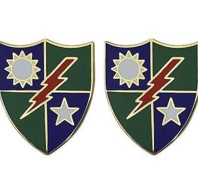 Division Unit (75th INFANTRY DIVISION UNIT CREST)