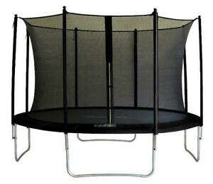 PRE-SEASON SALE - FREE SHIPPING - TURBO TRAMP BRAND NEW TRAMPOLINE with safety net and ladder