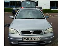 Vauxhall Astra 1.6l 16v (1999) good condition for sale