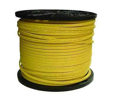 NEW 1000 Ft. Foot Feet Roll 12-2 NM-B AWG Gauge Copper Wire Yellow Romex 20-Amp