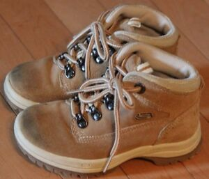 Skechers Suede Boots - Size 11