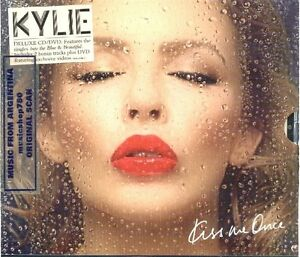 Kylie Minogue Kiss Me Once Deluxe Kylie Minogue Fever Sp...