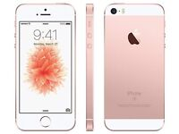 iPhone Se 64gb Three Rose Gold