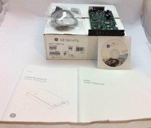 GE Security Symnet-5R VSC-5RC/ VSC-5R CCTV Component System