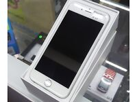 = With Receipt = Iphone 6 16gb Silver Unlocked *boxed*