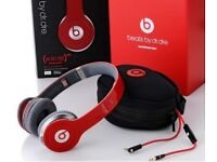Beats by Dre Solo HD - hardly used