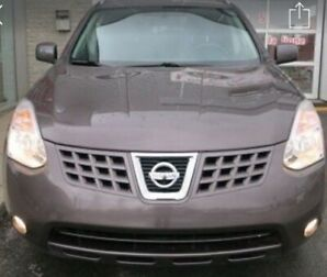 Nissan Rogue 2010 (AWD) fully loaded! 119526kms  only!