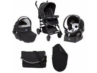 Chicco trio living smart travel system 3 in 1