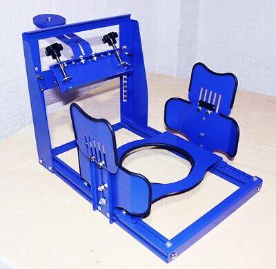 1 Color Balloon Screen Printer Equipment Desktop Manual Printing Machine Us