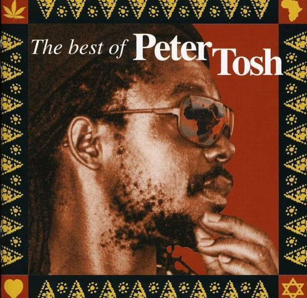 The Best Of Peter Tosh CD COLUMBIA