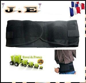 ceinture dorsale lombaire mal de dos ebay. Black Bedroom Furniture Sets. Home Design Ideas