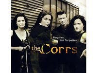 The Corrs ‎– Forgiven, Not Forgotten - CD