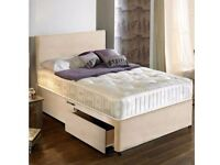 Divan Bed Mega Sale - All Sizes Available
