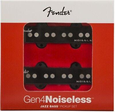 Fender Gen 4 Noiseless Jazz Bass - Pickups