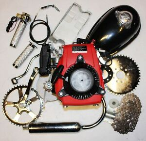 Huasheng 142F 49cc OHV 4 Stroke motorised motorized Push bicycle bike engine kit