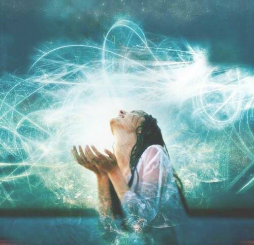 CLEANSE YOUR AURA ~ AURA CLEANSE SPELL~ RESTORE YOUR AURA AND SEE A NEW~
