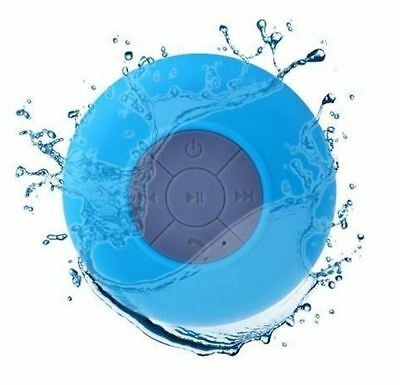 Portable Bluetooth Speaker Subwoofer Shower