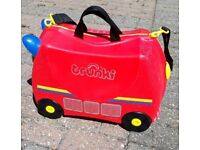 ☆☆☆ SOLD AWAITING COLLECTION - Trunki Suitcase