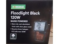 Brand new boxed floodlights