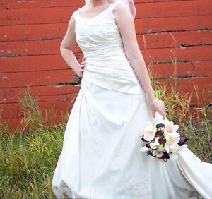 Price Reduction - Beautiful Sophia Tolli Wedding Dress