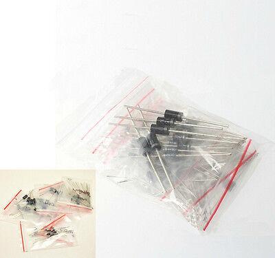 100pcs 8 Kinds Diode Bag Assortment Kit 1n4148 Fr107 1n5822 Etc For Arduino Beus