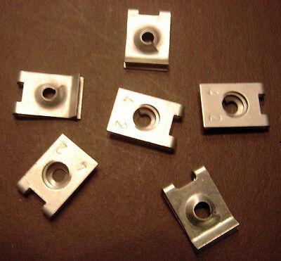 25 x Blechmutter Blechmuttern Schnappmutter  4,2 mm (0,22 €/Stk.)
