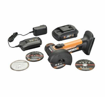"WORX WX801L 20V Powershare 3"" Mini-Cutter"