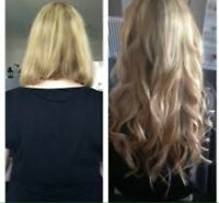 Hair extensions sale every method available mobile service
