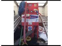 Cavity Wall Machine (Stewart Energy)