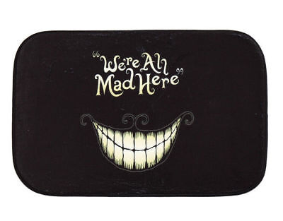 Funny Front Welcome Entrance Door Mats for Indoor Outdoor Entry Garage Patio