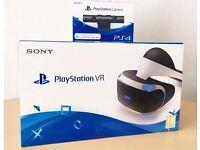 PlayStation 4 PSVR PS4 Virtual Reality Bundle